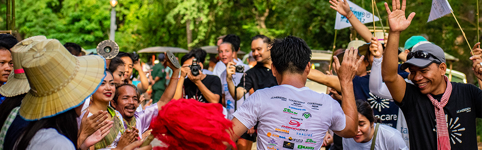 Run to Give 2018 for Angkor Hospital for Children, Siem Reap